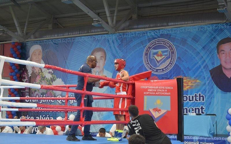 В Костанае состоялся Международный турнир по боксу