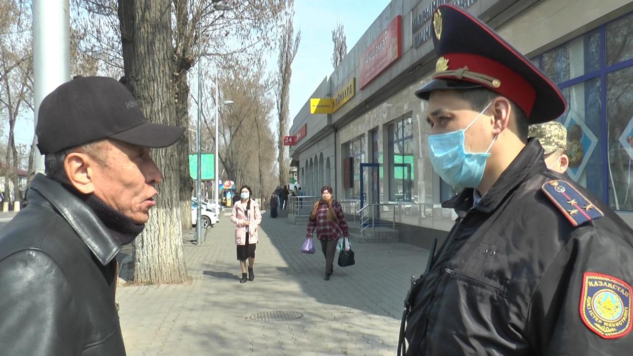 Восточно-Казахстанская область с 18 апреля закрывается на карантин
