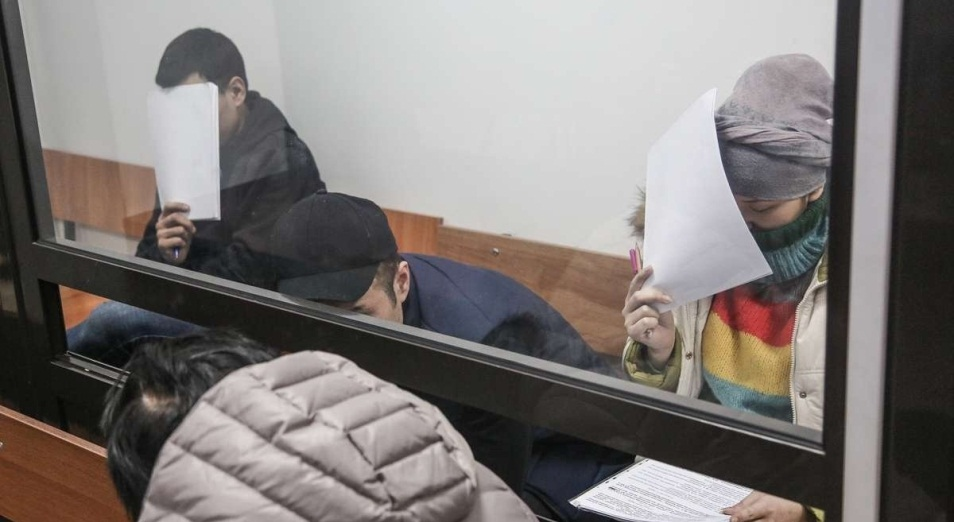 Суд над убийцами Дениса Тена. Хроника событий