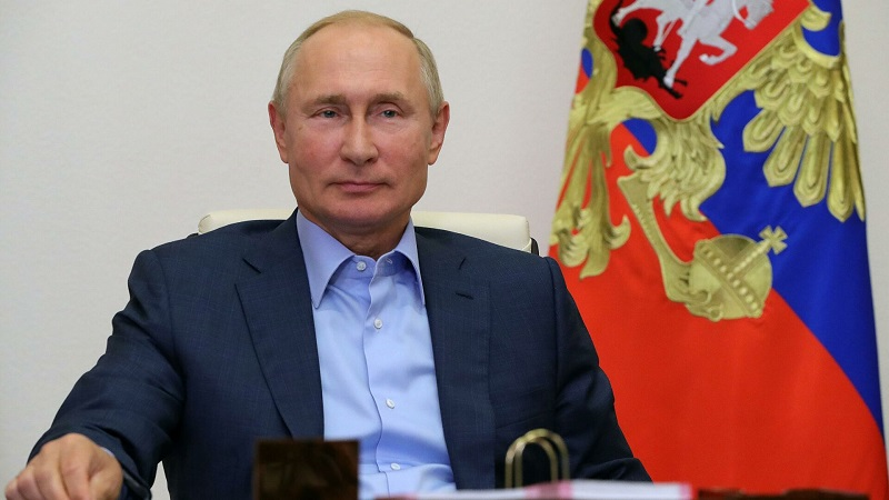Путин инициирует проведение международной онлайн-конференции по сотрудничеству при разработке вакцины от Covid-19