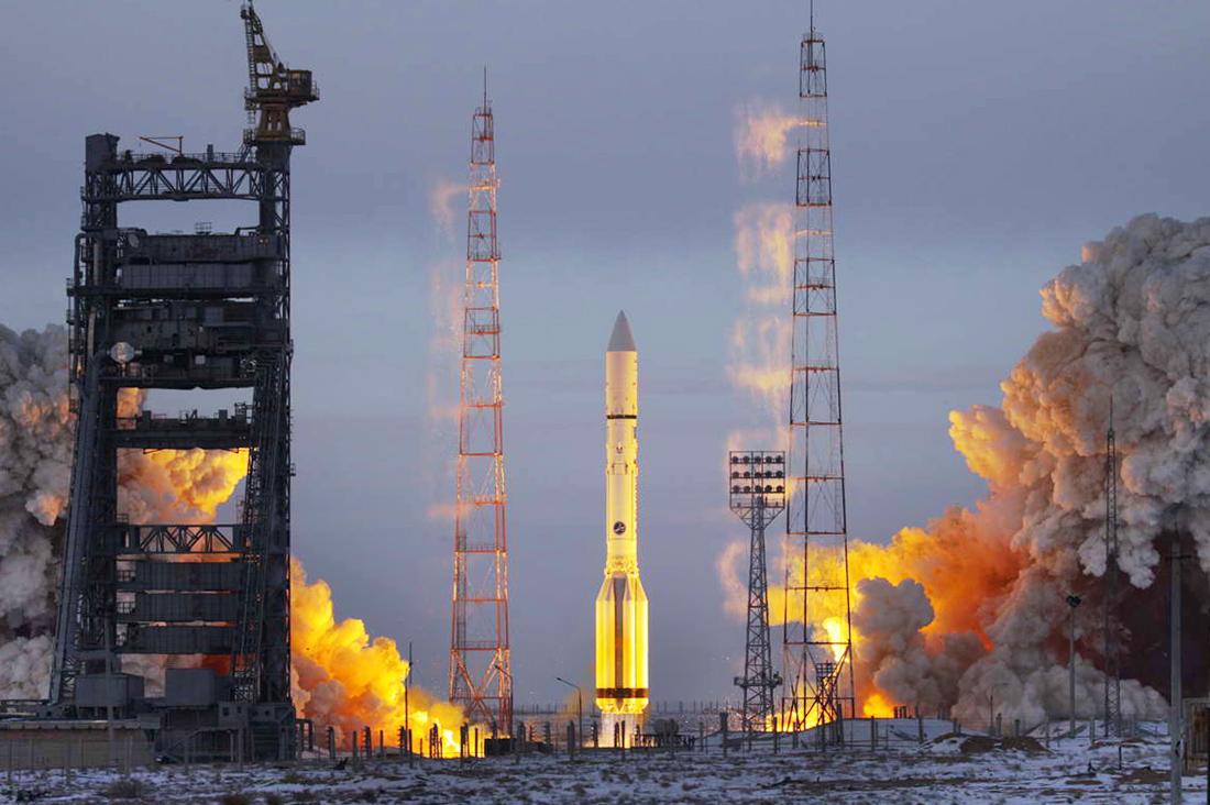 """В """"Роскосмосе"""" опровергли информацию об умышленном нарушении рабочими процесса сборки аварийной ракеты """"Союз"""" на Байконуре"""