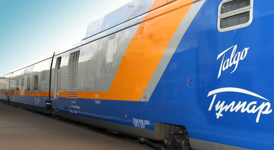 Производство вагонов Talgo в Казахстане остановят