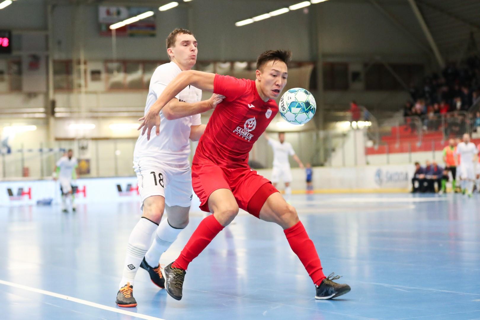 Стала известна дата возобновления чемпионата Казахстана по футзалу