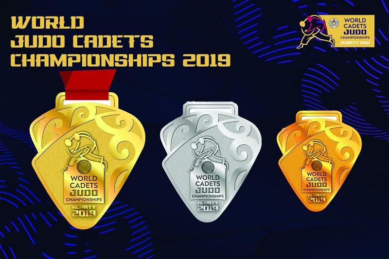 Оргкомитет Чемпионата мира по дзюдо среди кадетов представил медали