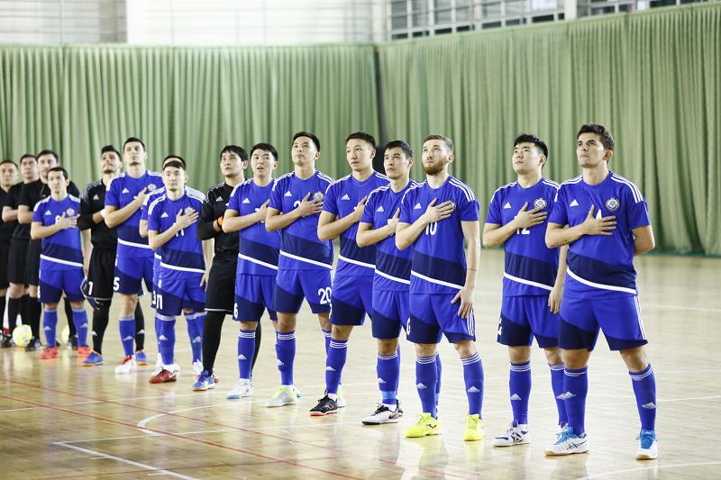 Команда Казахстана по футзалу сохранила свою позицию в мировом рейтинге
