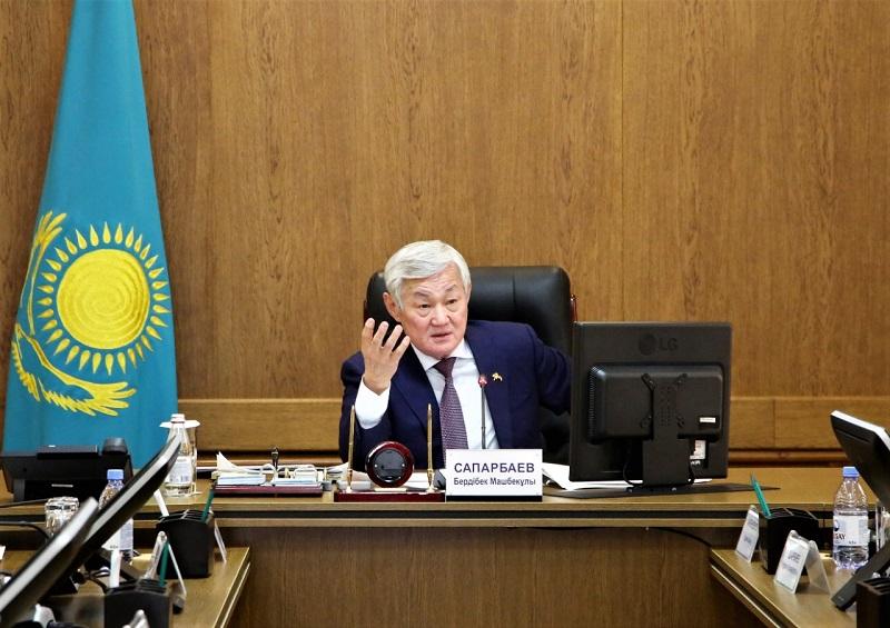 В акимате Жамбылской области обсудили вопросы противодействия коррупции
