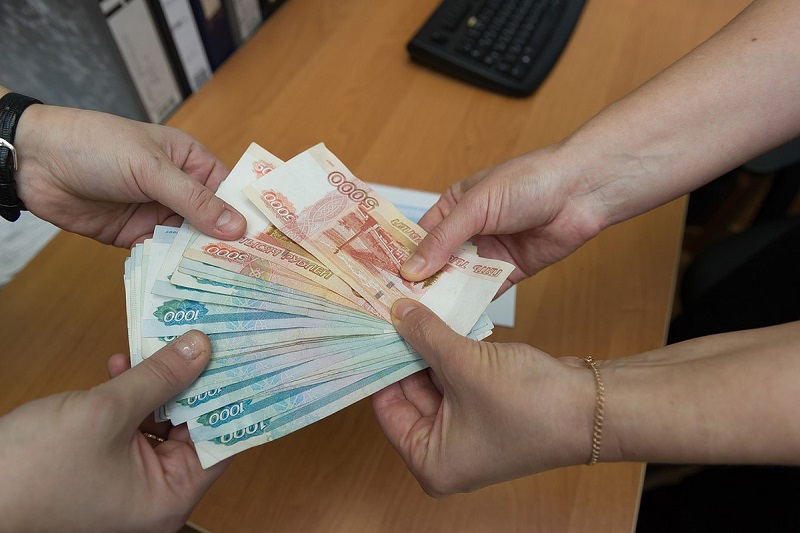 В РФ намерены создать реестр подозреваемых в отмывании денег