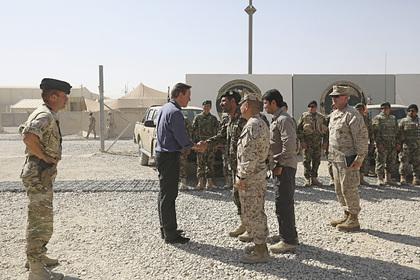 Пентагон АҚШ әскерінің Ауғанстаннан шығарылуына қарсылық білдірді