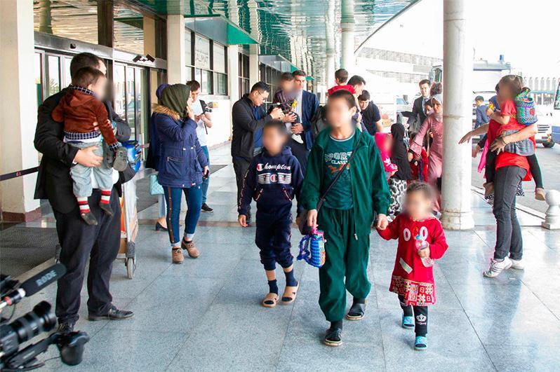 МККК приветствует возвращение казахстанских детей из Ирака