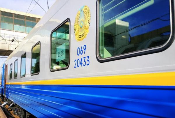 «Тұлпар-Тальго» зауытында құрастырылған жаңа вагондар таныстырылды