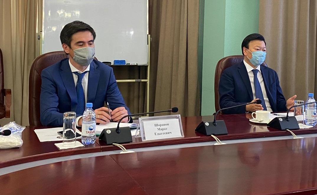 В Россию направлен перечень лекарств для оказания гуманитарной помощи Казахстану