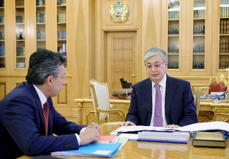 Президент Казахстана поручил усилить координацию госорганов по продвижению товаров на международных рынках