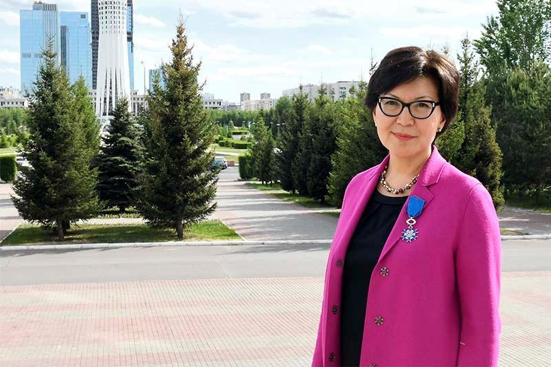Освобождена от должности глава представительства Казахстана при ЕС и НАТО