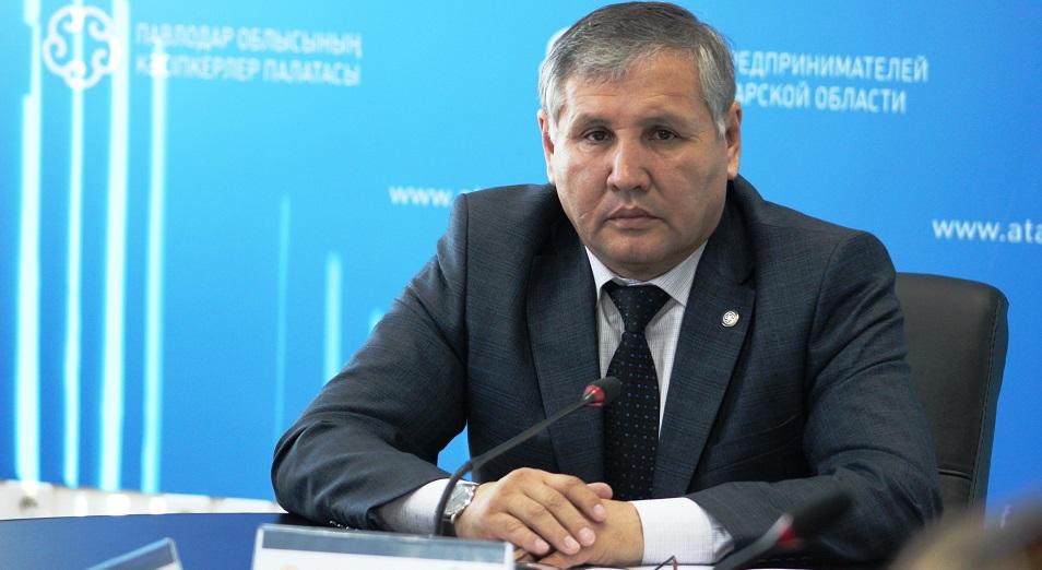 Ербол Арынов: «Палата пандемия кезінде пайдалы болды»