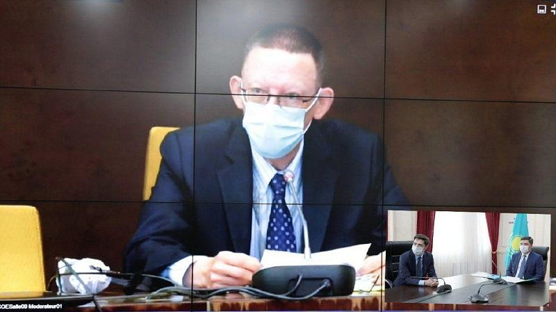 Казахстан и международные антикоррупционные стандарты