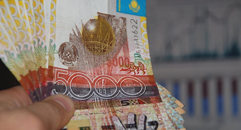 В РК участились случаи подделки купюр номиналом 5000 тенге