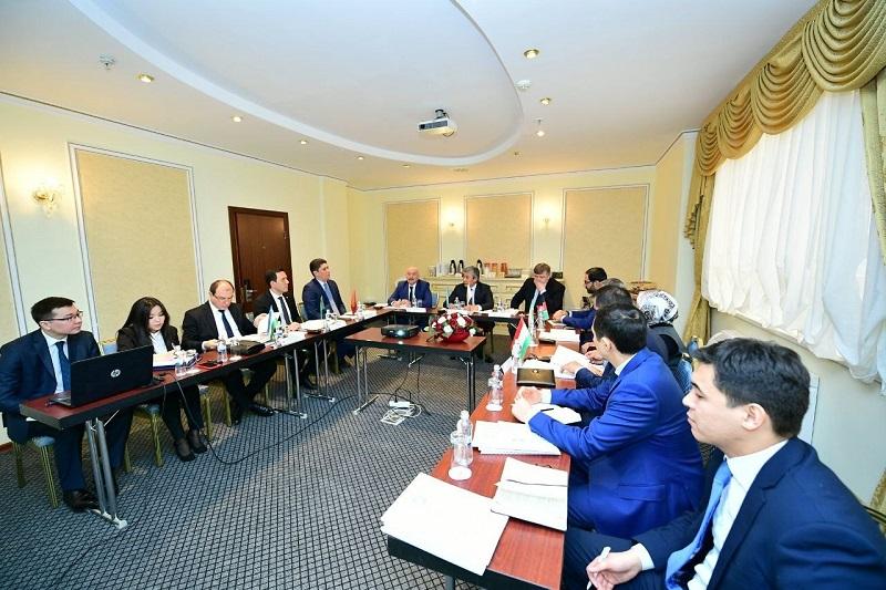В Нур-Султане встретились генеральные секретари НОК семи стран