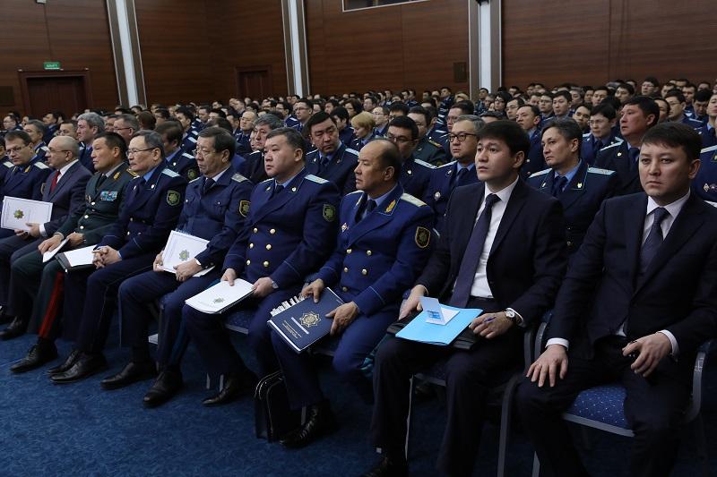 Задержанных и арестованных в 2018 году стало меньше в четыре раза – Генпрокуратура РК