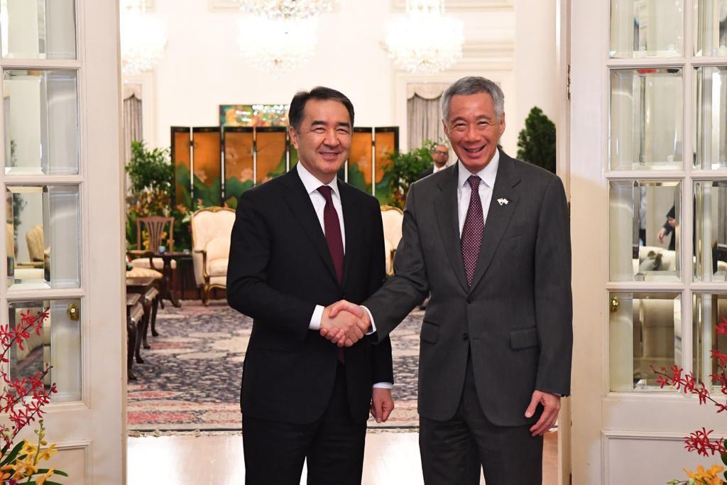 Казахстан и Сингапур активизируют сотрудничество в сфере ИКТ и финансовых технологий