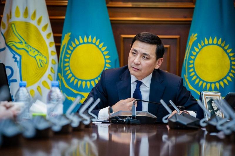 Алтай Кульгинов  провел прием граждан