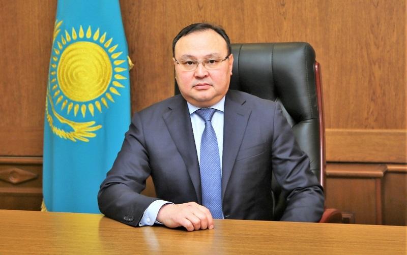 Алмас Мадиев назначен заместителем акима Жамбылской области