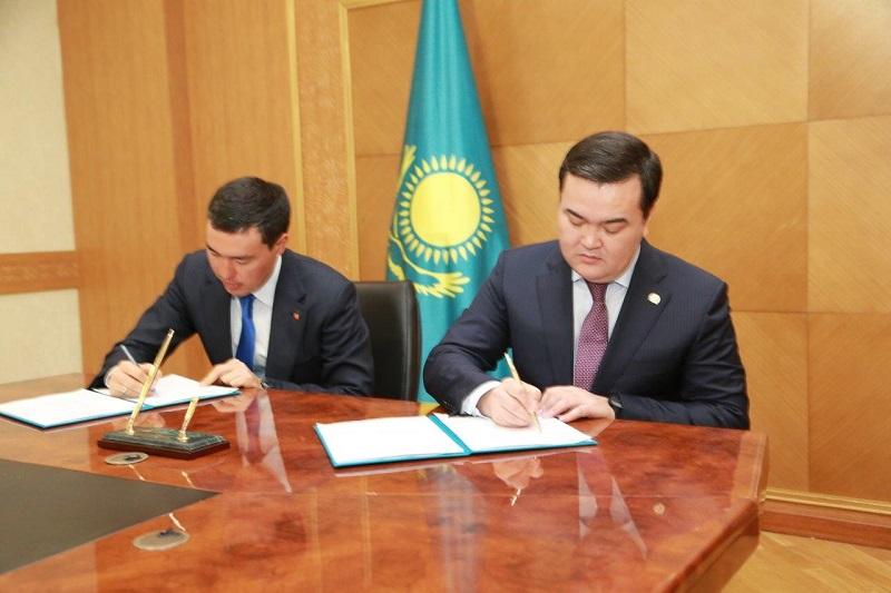 ERG и акимат Карагандинской области обеспечат финансирование социально значимых проектов региона