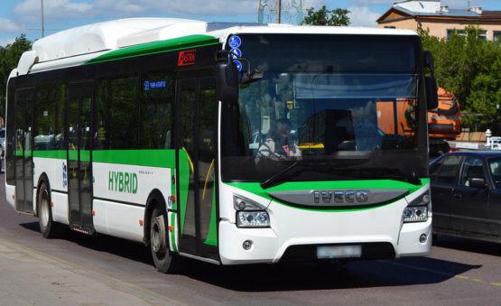 В Нур-Султане приостановлено движение автобуса № 73 по ул. Кокарал