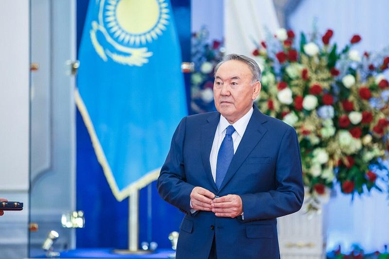 Нурсултан Назарбаев удостоен Высшего ордена Тюркского мира