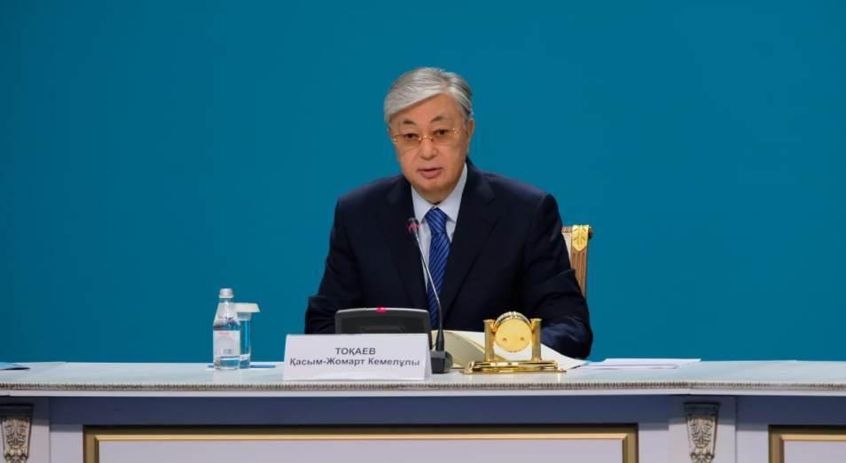 Президент РК: «Мошенники должны сидеть в тюрьме»