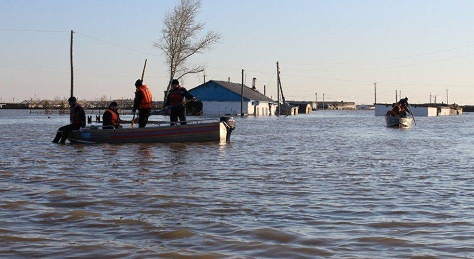 Ожидающиеся обильные осадки могут усугубить ситуацию с паводками в Туркестанской области