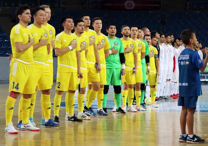 Команда РК по футзалу завершает год в четверке сильнейших команд Европы