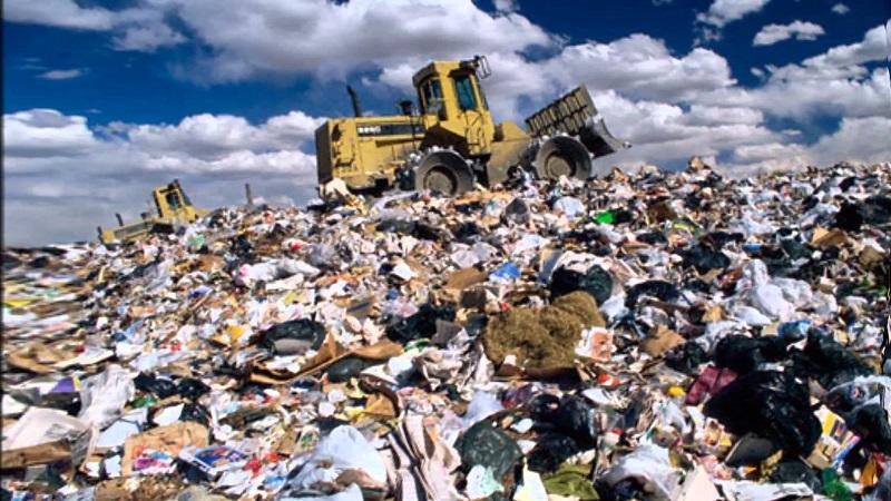Каждый казахстанец ежедневно производит почти полкилограмма мусора