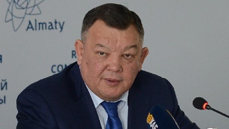 Замакима Алматинской области уволился по собственному желанию