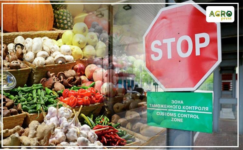 Более 560 тонн растительной продукции не пустили в Казахстан из России и Ирана