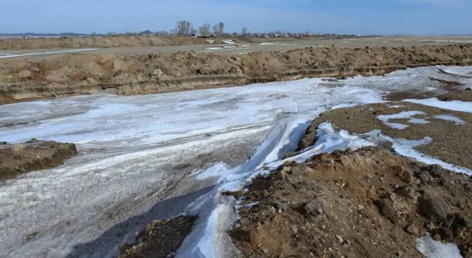 Первая фаза паводков в Павлодарской области завершилась без подтоплений