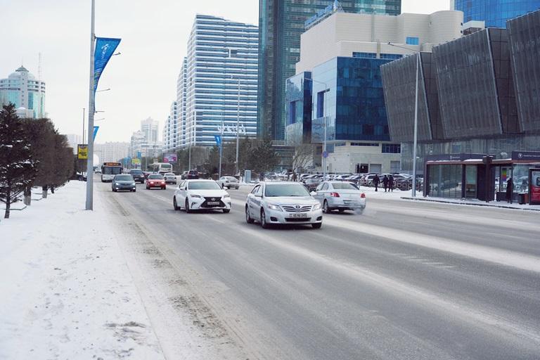 В Казахстане снизилось количество авто, не прошедших техосмотр