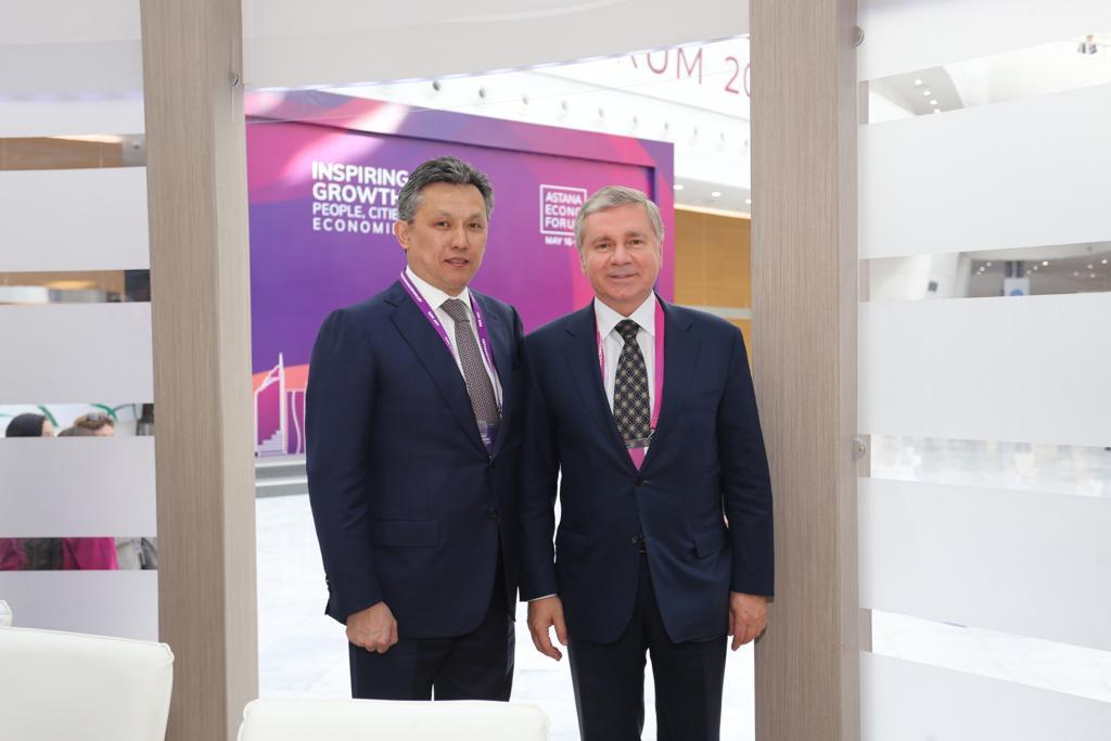 Нур-Султан и Москва намерены разработать совместную программу сотрудничества