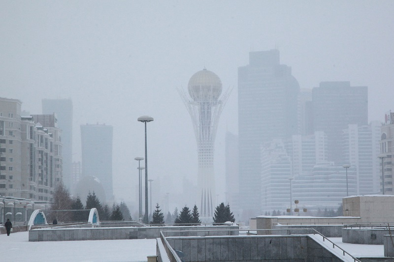 В рейтинге самых безопасных стран Казахстан занял первое место среди стран СНГ