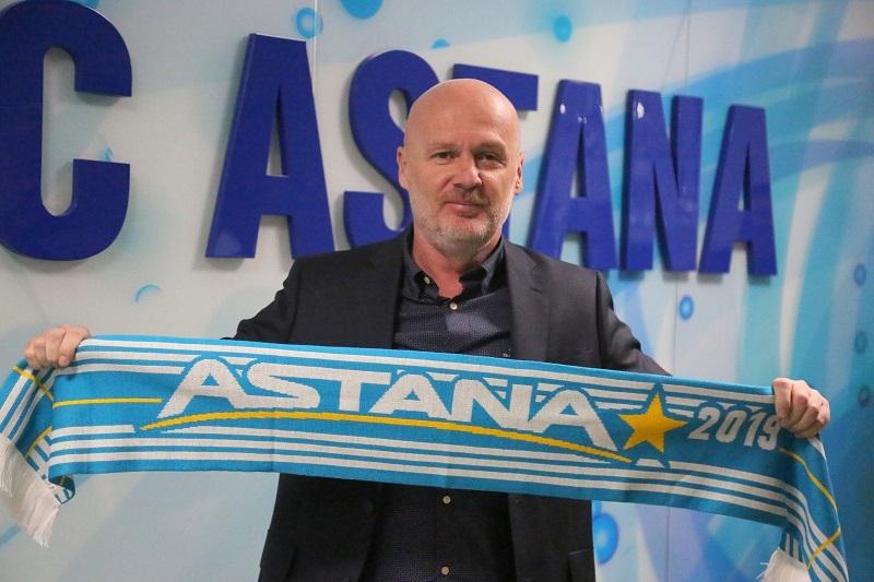 Михал Билек возглавил ФК «Астана»