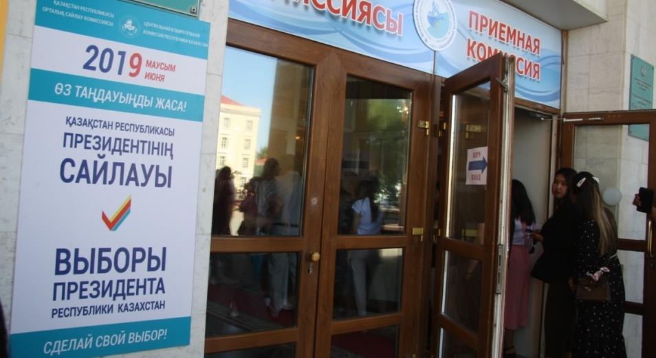 В ЗКО жители голосовали на 519 избирательных участках
