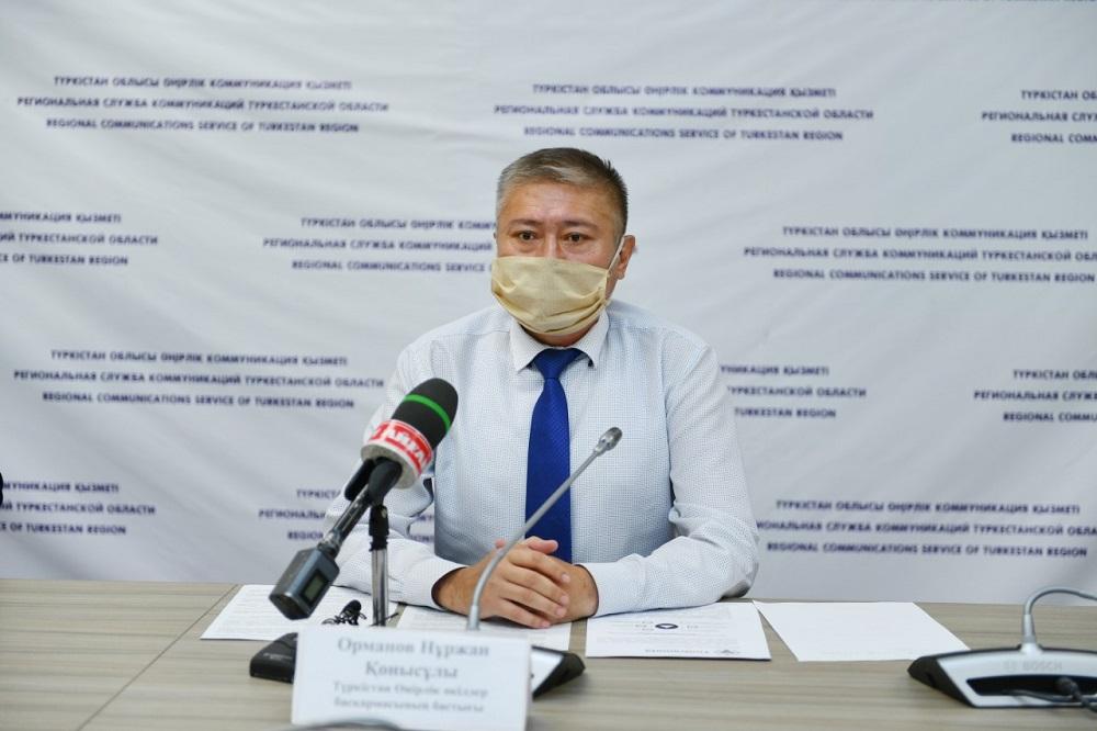 Из более 140 ломбардов Туркестанской области заявку на перерегистрацию подал 41
