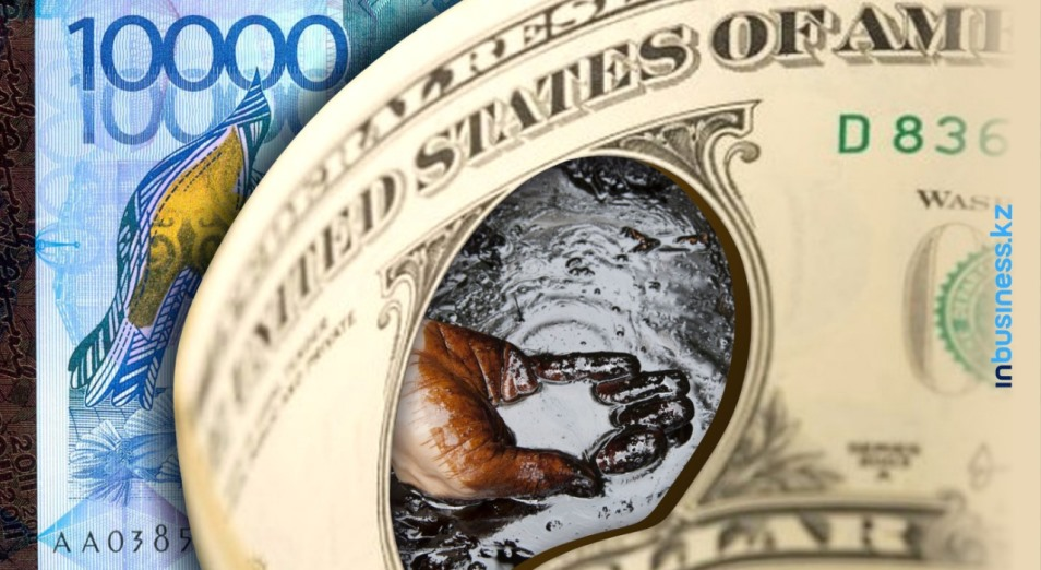 Распространение коронавируса и удешевление нефти давят на тенге