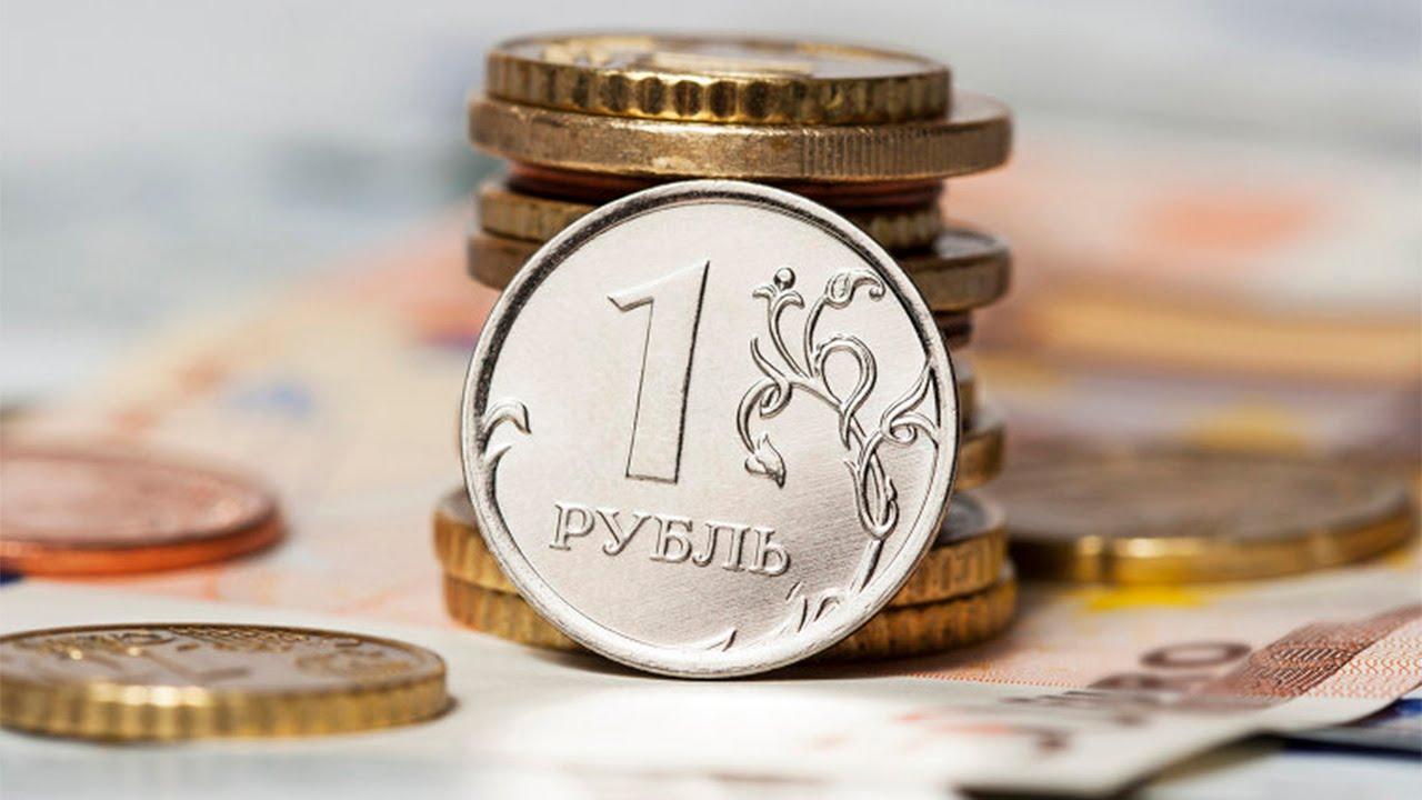 До какой отметки может укрепиться рубль?