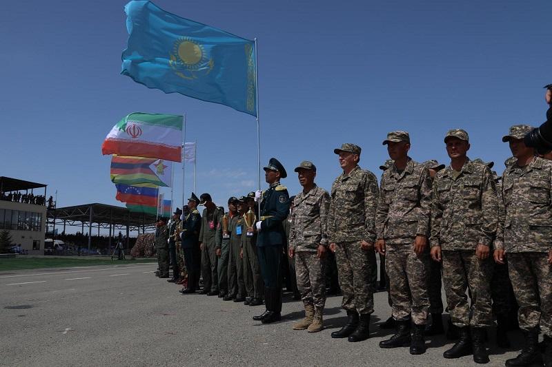 Военнослужащие Казахстана впервые примут участие в Параде Победы в Екатеринбурге