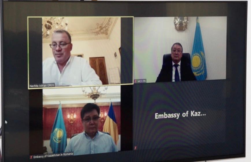 Казахстан заинтересован в изучении успешного опыта и сельхозтехнологий Румынии