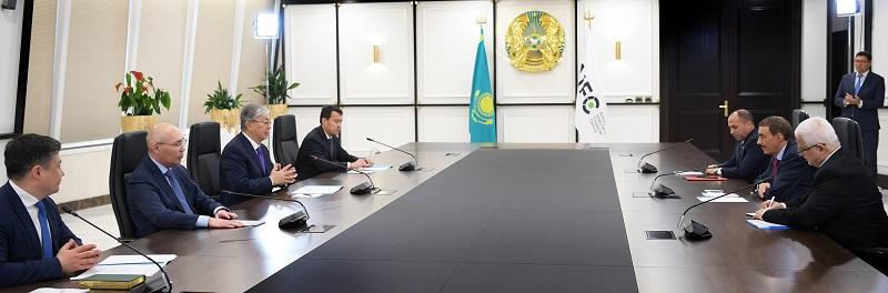 Президент Казахстана убежден, что исламское финансирование будет успешно развиваться в Казахстане