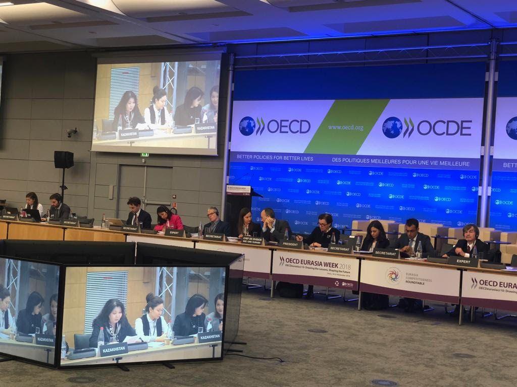 ОЭСР дала рекомендации по развитию кооперации в АПК Казахстана