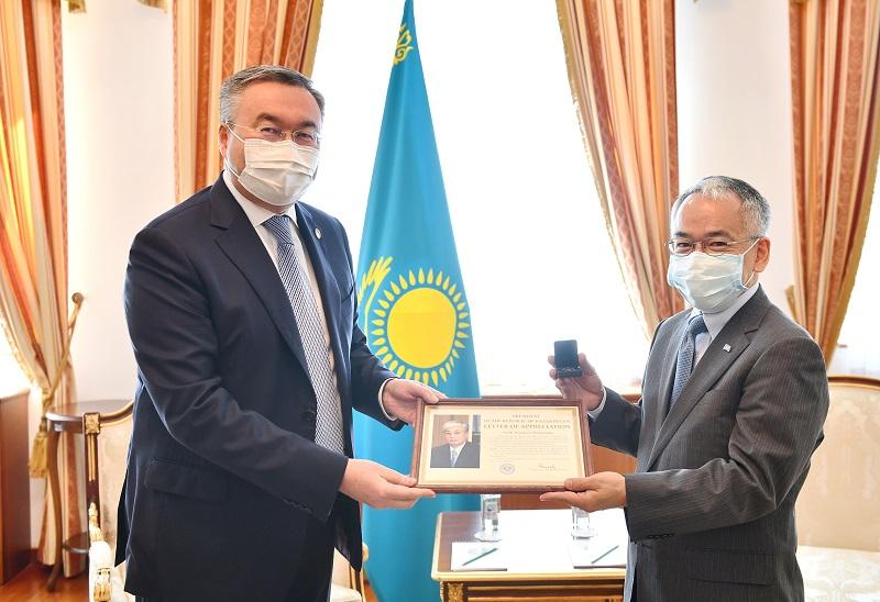 Постоянный координатор ООН завершил свою миссию в Казахстане