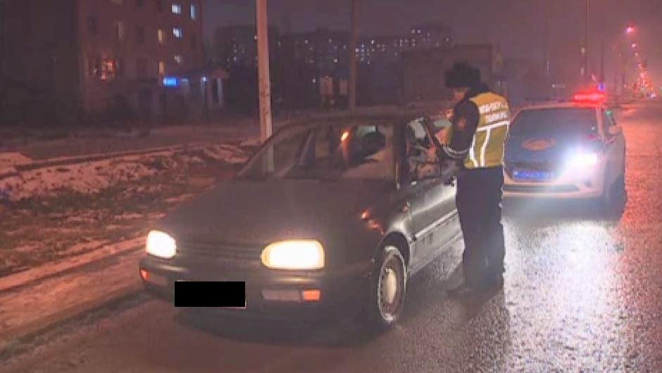 Столичные полицейские за три дня выявили около трех тысяч нарушений ПДД