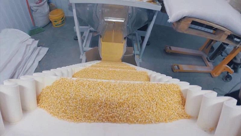 Производство круп ввели в Акмолинской области